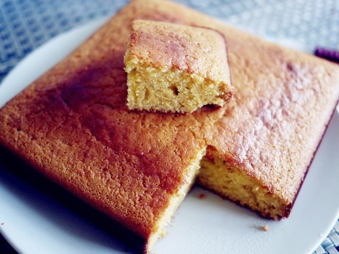 Corn Bread(玉米面包)的做法